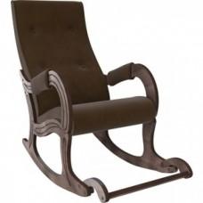 Кресло-качалка Мебель Импэкс Модель 707 орех антик/ Verona brown