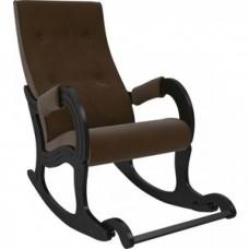 Кресло-качалка Мебель Импэкс Модель 707 венге/ Verona brown