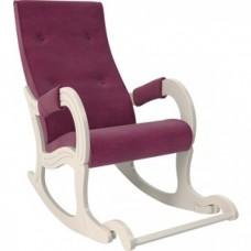 Кресло-качалка Мебель Импэкс Модель 707 дуб шампань/ Verona cyklam