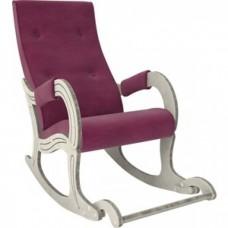 Кресло-качалка Мебель Импэкс Модель 707 дуб шампань/патина/ Verona cyklam