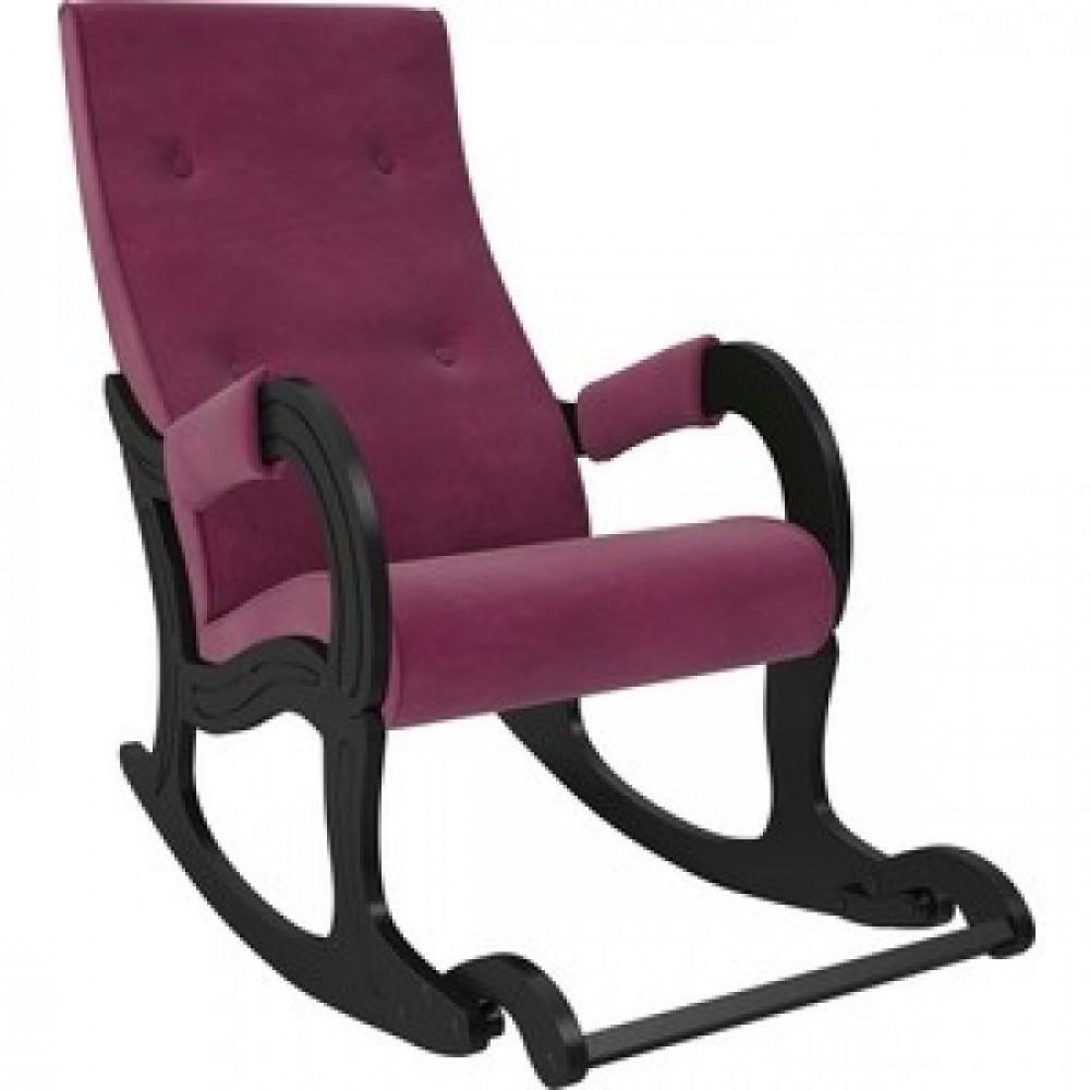 Кресло-качалка Мебель Импэкс Модель 707 венге/ Verona cyklam