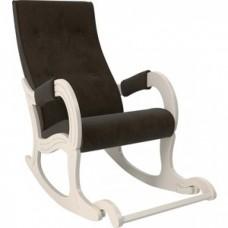 Кресло-качалка Мебель Импэкс Модель 707 дуб шампань/ Verona wenge