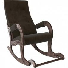 Кресло-качалка Мебель Импэкс Модель 707 орех антик/ Verona wenge
