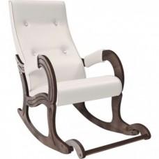 Кресло-качалка Мебель Импэкс Модель 707 орех антик, к/з Mango 002