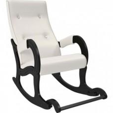 Кресло-качалка Мебель Импэкс Модель 707 венге, к/з Mango 002