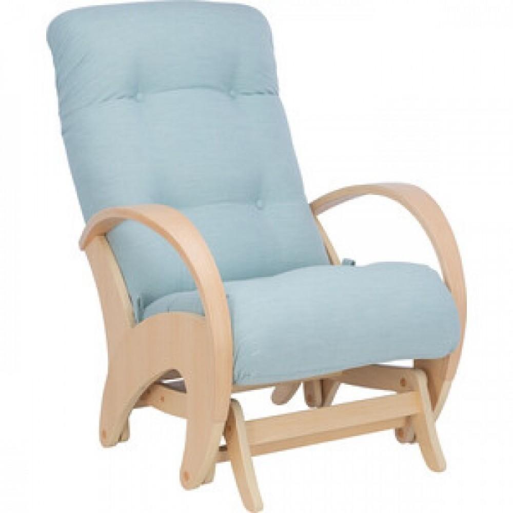 Кресло глайдер Импэкс Эстет натуральное дерево ткань Melva 70