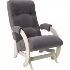 Кресло-качалка Импэкс Модель 68 дуб шампань ткань Verona antrazite grey
