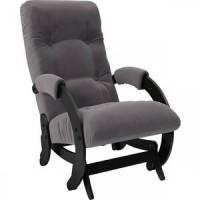 Кресло-качалка Импэкс Модель 68 венге ткань Verona antrazite grey