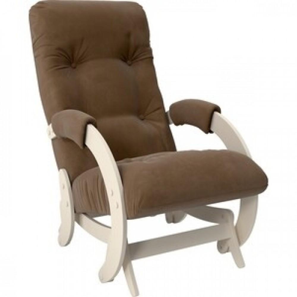 Кресло-качалка Импэкс Модель 68 дуб шампань ткань Verona brown