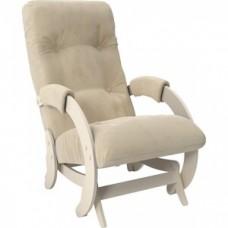Кресло-качалка Импэкс Модель 68 дуб шампань ткань Verona vanilla
