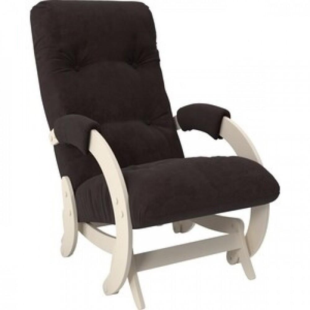 Кресло-качалка Импэкс Модель 68 дуб шампань ткань Verona wenge