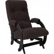 Кресло-качалка Импэкс Модель 68 венге ткань Verona wenge