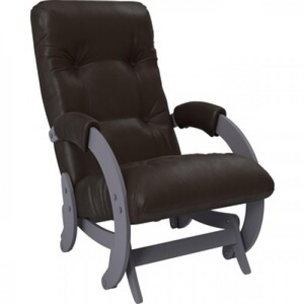 Кресло-качалка Импэкс Модель 68 маренго к/з dundi 108