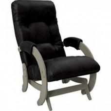 Кресло-качалка Импэкс Модель 68 серый ясень к/з dundi 109