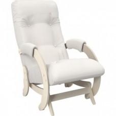 Кресло-качалка Импэкс Модель 68 дуб шампань к/з mango 002