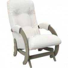 Кресло-качалка Импэкс Модель 68 серый ясень к/з mango 002