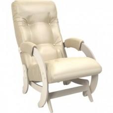 Кресло-качалка Импэкс Модель 68 дуб шампань к/з oregon perlamutr 106