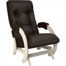 Кресло-качалка Импэкс Модель 68 дуб шампань к/з oregon perlamutr 120
