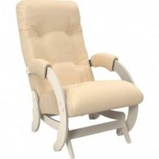 Кресло-качалка Импэкс Модель 68 дуб шампань к/з polaris beige