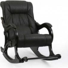 Кресло-качалка Импэкс Модель 77 каркас венге с лозой,обивка Дунди 108