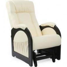 Кресло глайдер Импэкс Модель 48 венге без лозы, обивка Dundi 112