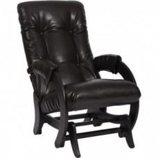 Кресло глайдер Импэкс Модель 68 Real Lite DK Brown