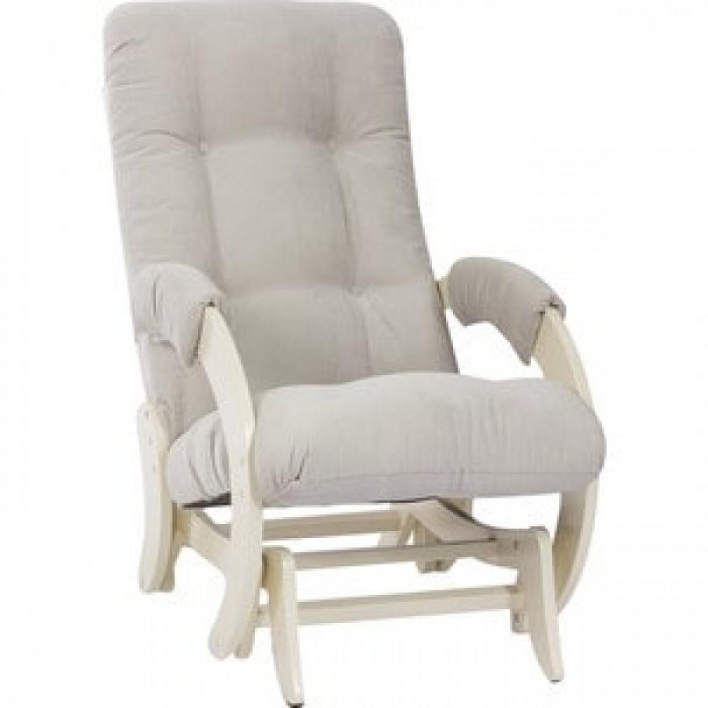 Кресло глайдер Импэкс модель 68 дуб шампань, Verona light grey