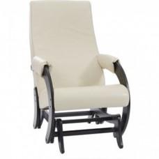 Кресло глайдер Импэкс Модель 68М венге, Polaris Beige