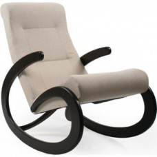 Кресло-качалка Импэкс Модель 1 венге, обивка Malta 01 А