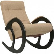 Кресло-качалка Импэкс Модель 3 венге, обивка Malta 03 А