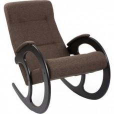 Кресло-качалка Импэкс Модель 3 венге, обивка Malta 15 А