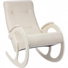 Кресло-качалка Импэкс Модель 3 дуб шампань, обивка Malta 01 А