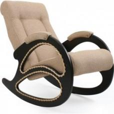 Кресло-качалка Импэкс Модель 4 венге, обивка Malta 03 А