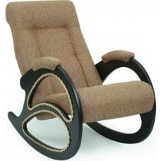 Кресло-качалка Импэкс Модель 4 венге, обивка Malta 17