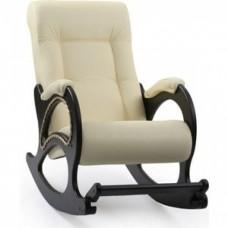 Кресло-качалка Импэкс Модель 44 венге, обивка Dundi 112