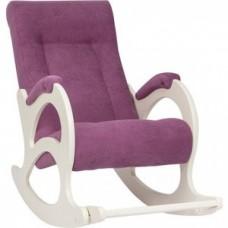 Кресло-качалка Импэкс Модель 44 б/л дуб шампань, обивка Verona cyklam