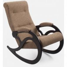 Кресло-качалка Импэкс Модель 5 венге, обивка Malta 17