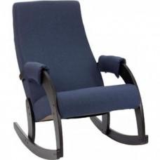 Кресло-качалка Импэкс Модель 67М Verona Denim Blue