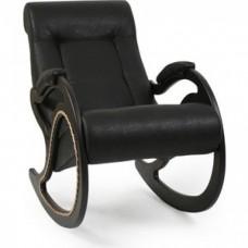 Кресло-качалка Импэкс Модель 7 венге, обивка Dundi 109