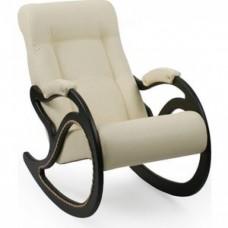 Кресло-качалка Импэкс Модель 7 венге, обивка Dundi 112