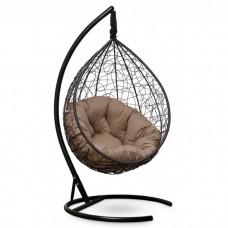 Подвесное кресло-кокон Sevilla Verde коричневый/бежевый