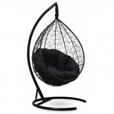 Подвесное кресло-кокон Sevilla Verde коричневый/черный
