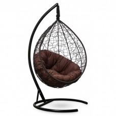 Подвесное кресло-кокон Sevilla Verde коричневый/коричневый