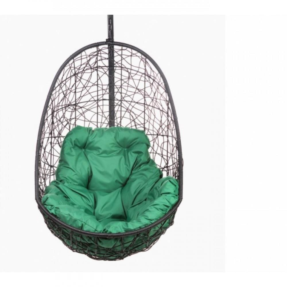 Подвесное кресло Easy BS зеленая подушка (без стойки)